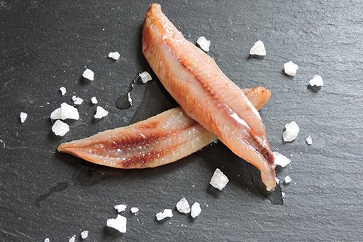 sardina ahumada - Ahumados
