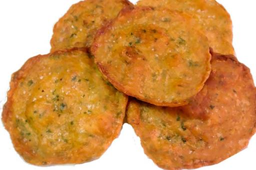 tortilla de camaron - Ahumados